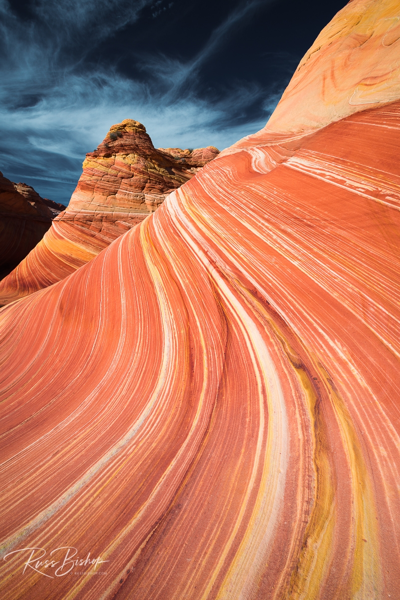 The Wave, Coyote Buttes, Paria-Vermilion Cliffs Wilderness, Arizona